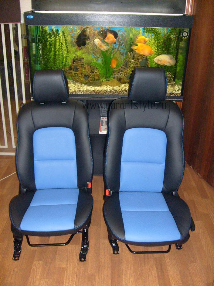 ремонт кожаных сидений